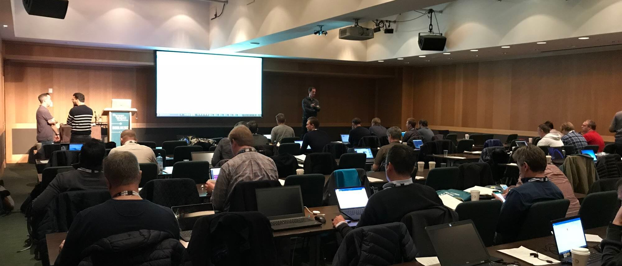 ESPC17 Day 1 – Pre-Conference Workshop 'Advanced SPFx Development'